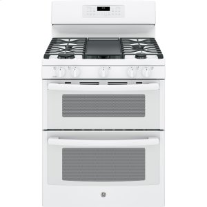 "GEGE® 30"" Free-Standing Gas Double Oven Convection Range"