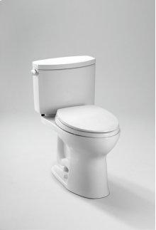 Ebony Drake II Two-Piece Toilet, 1.28 GPF