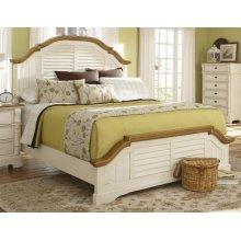 Oleta Cottage Buttermilk Eastern King Bed