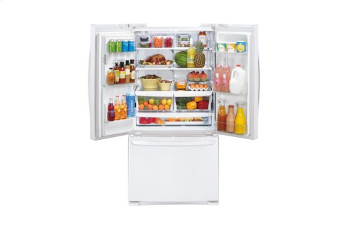 27 cu. ft. Ultra Capacity 3-Door French Door Refrigerator w/Smart Cooling®