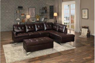Harrington Leather Sectional