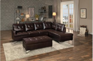 Harrington Leather Sectional