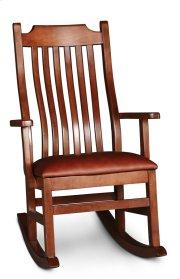 Urbandale Arm Rocker with Cushion Seat, Fabric Cushion Seat Product Image
