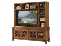 Nevis Media Hutch Product Image