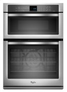Whirlpool Gold® 5.0 cu. ft. Combination Microwave Wall Oven with True Convection Cooking Product Image