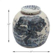 Tree Ceramic Urn