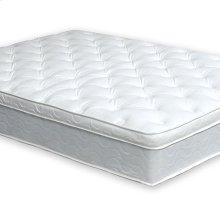 Queen-Size Bird of Paradise Euro Pillow Top Mattress