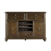 Rustica - Dining Cabinet In Sorrel