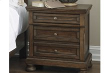 RED HOT BUY- BE HAPPY! Two Drawer Night Stand