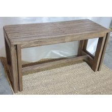 Bradford Extendable Bench-buff