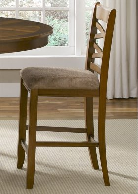 Double X Back Counter Chair (RTA)