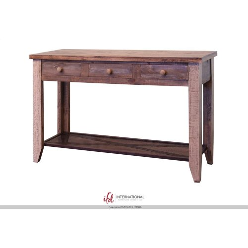 Cocktail Table w/4 Drawers