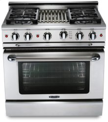 "Culinarian 36"" Gas Self Clean Range"