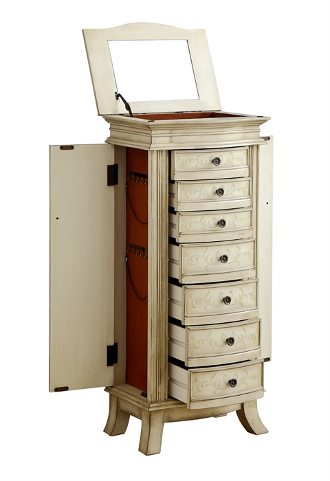 Hidden · Additional Jewelry Storage Chest  sc 1 st  Martinu0027s Home Furniture & 13659 in by Coast To Coast Imports in Bloomington IL - Jewelry ...