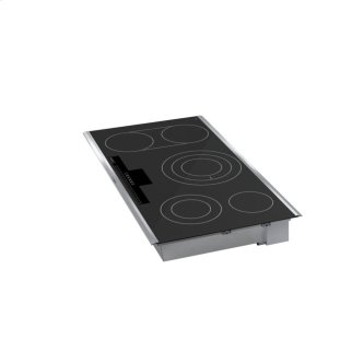 Benchmark™ Electric Cooktop 36'' Black NETP668SUC