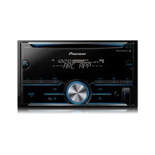 Double DIN CD Receiver with Improved Pioneer ARC App Compatibility, MIXTRAX ® , Built-in Bluetooth ®