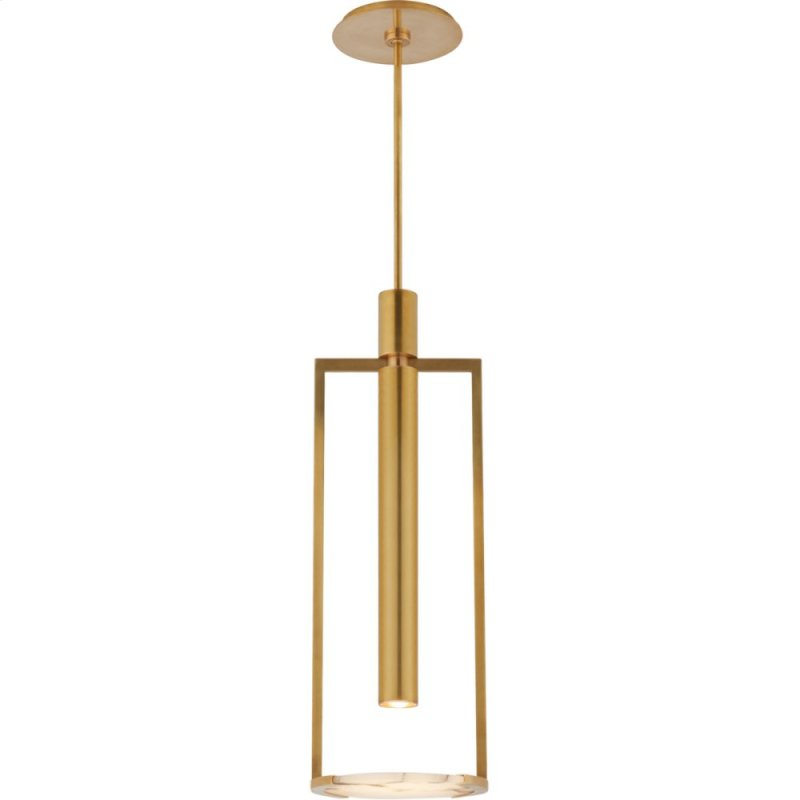best website e465e d6a10 KW5612ABALB in Antique-burnished Brass by Visual Comfort in ...