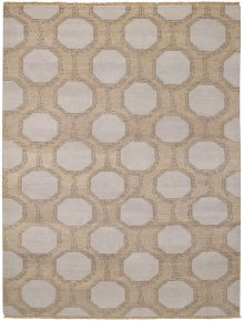 Laurel Wheat Hand Knotted Rugs