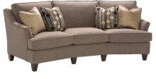Melrose Fabric Conversation Sofa