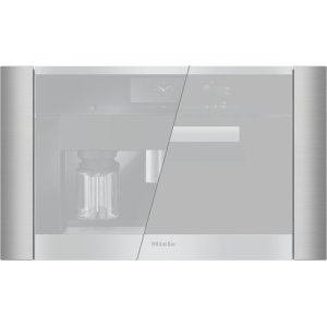 "MieleEBA 6708 MC - Trim kit for 30"" niche for installation of a coffee machine/microwave oven with 24"" width x 18"" height"