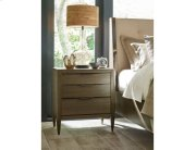 Aiken Three Drawer Nightstand Product Image