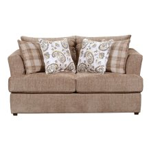 8009 Stationary Loveseat