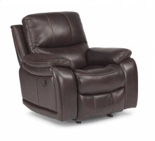 Woodstock Fabric Power Recliner