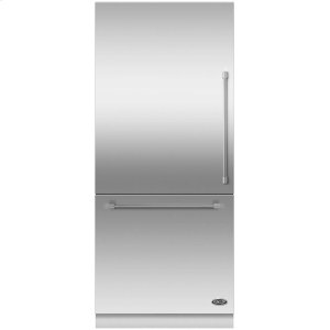 "DCSDCS Activesmart Refrigerator 36"" Integrated Bottom Freezer With Ice - 80"" / 84"" Tall"