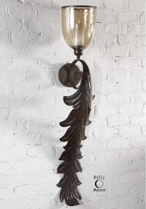 Tinella Candle Sconce