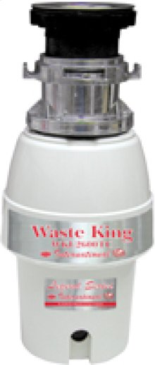 Waste King International - Model 2600TC