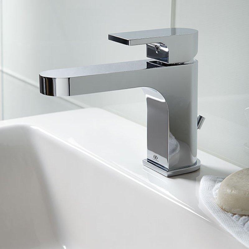 Equility Single Handle Bathroom Faucet - Polished Chrome