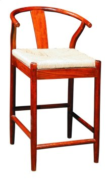 "24"" Broomstick Counter Stool"