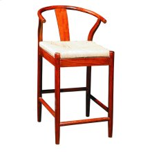 """24"""" Broomstick Counter Stool"""