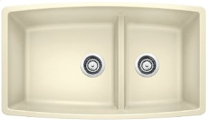Blanco Performa 1-3/4 Medium Bowl - Biscuit