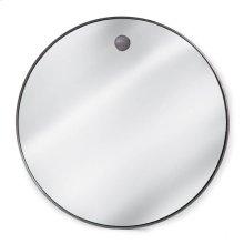Hanging Circular Mirror (steel)