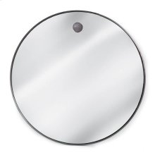 Hanging Circular Mirror (steel)