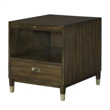 Rectangular Drawer End Table - Kd