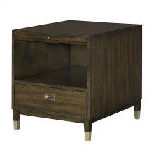 Rectangular Drawer End Table - Kd