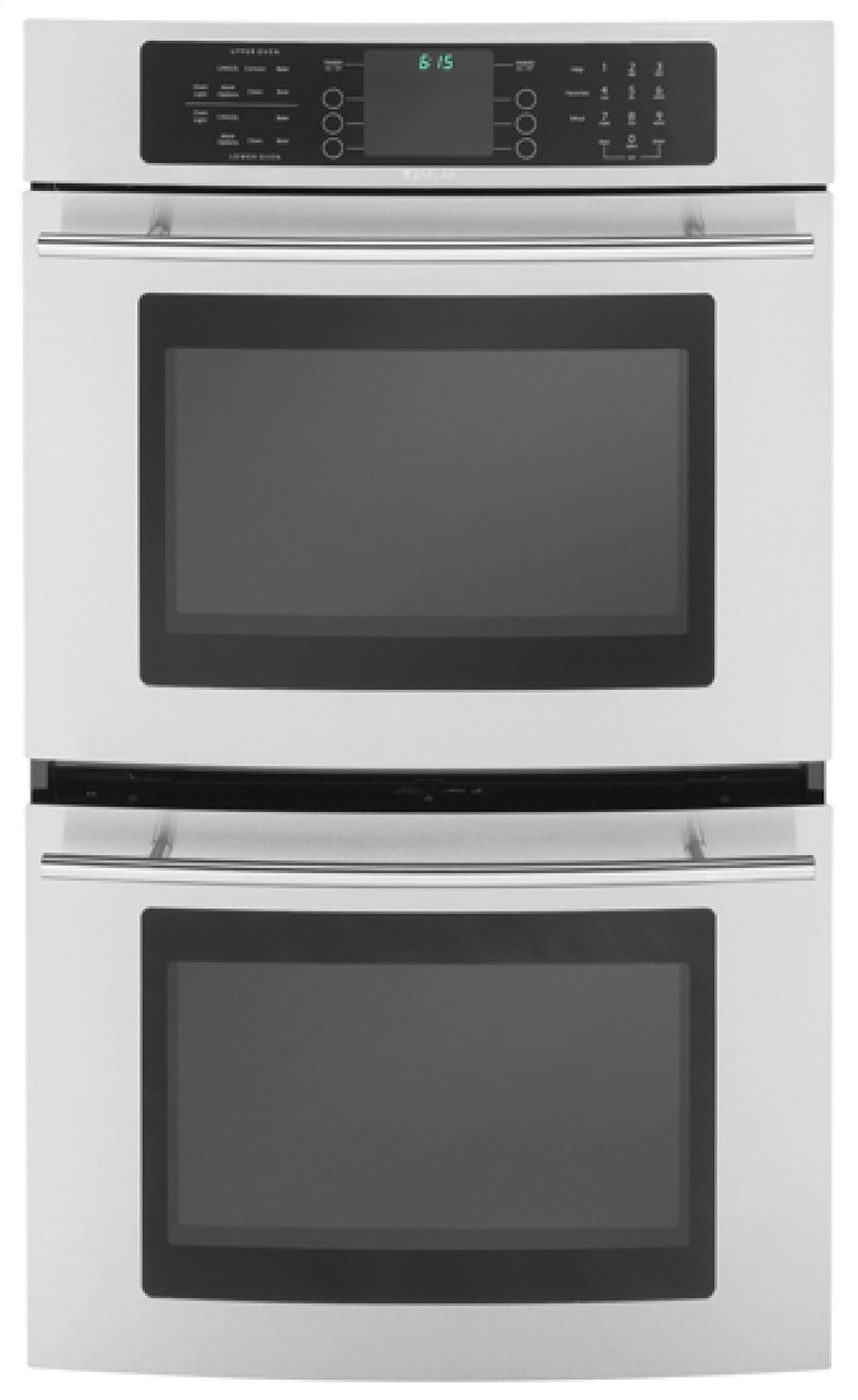 """... Double Wall Electric Oven; JennAir JJW9630DDS. 30"""" Electric Double  Built-In Oven with Convection"""