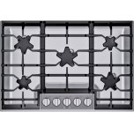 Thermador30-Inch Masterpiece(R) Pedestal Star(R) Burner Gas Cooktop