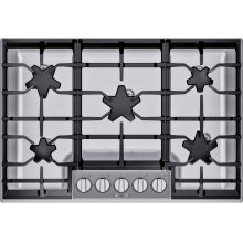 30-Inch Masterpiece® Pedestal Star® Burner Gas Cooktop