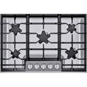 Thermador30-Inch Masterpiece® Pedestal Star® Burner Gas Cooktop
