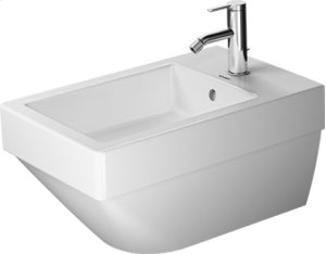White Vero Air Bidet Wall-mounted Product Image