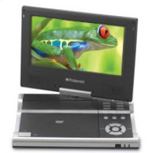 "DPA-08040B: 8"" Portable DVD Player"