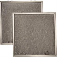"""BPDF36 Non-Ducted Filter Set (qty 2) for 36"""" NS1 Model BPDF31"""