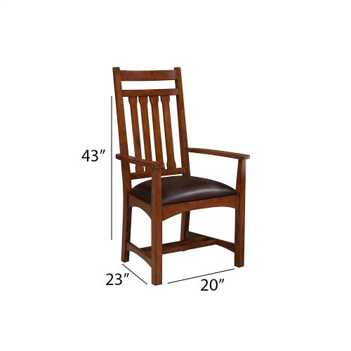 Dining - Oak Park Narrow Slat Back Chairs