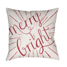 "Merry and Bright HDY-121 20"" x 20"""