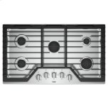 WhirlpoolWhirlpool(R) 36-inch Gas Cooktop with Griddle - Stainless Steel