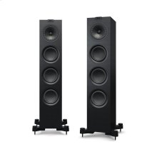 Satin Black Q550 Floorstanding Speaker