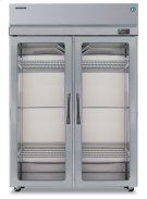 Refrigerator, Two Section Upright, Full Glass Door Product Image